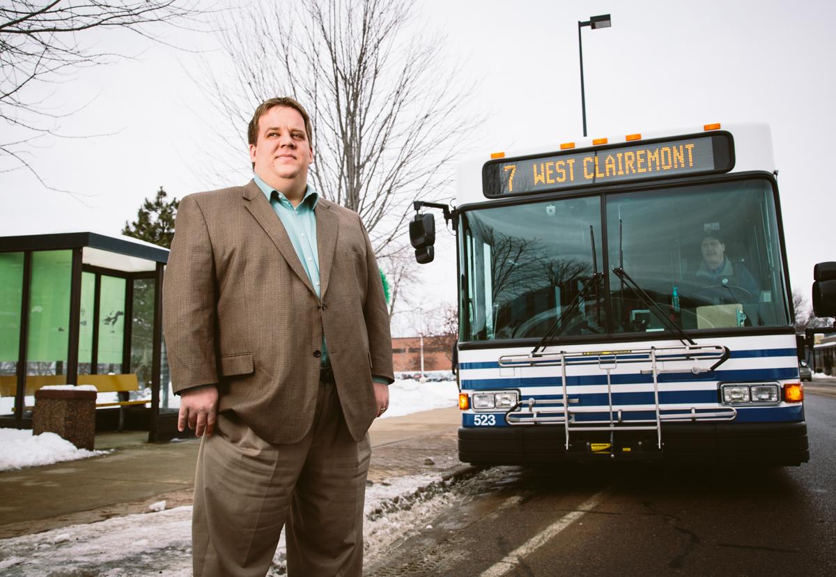 Eau Claire City Bus