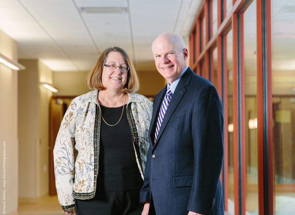Sauk Prairie Healthcare Senior Executive and CFO