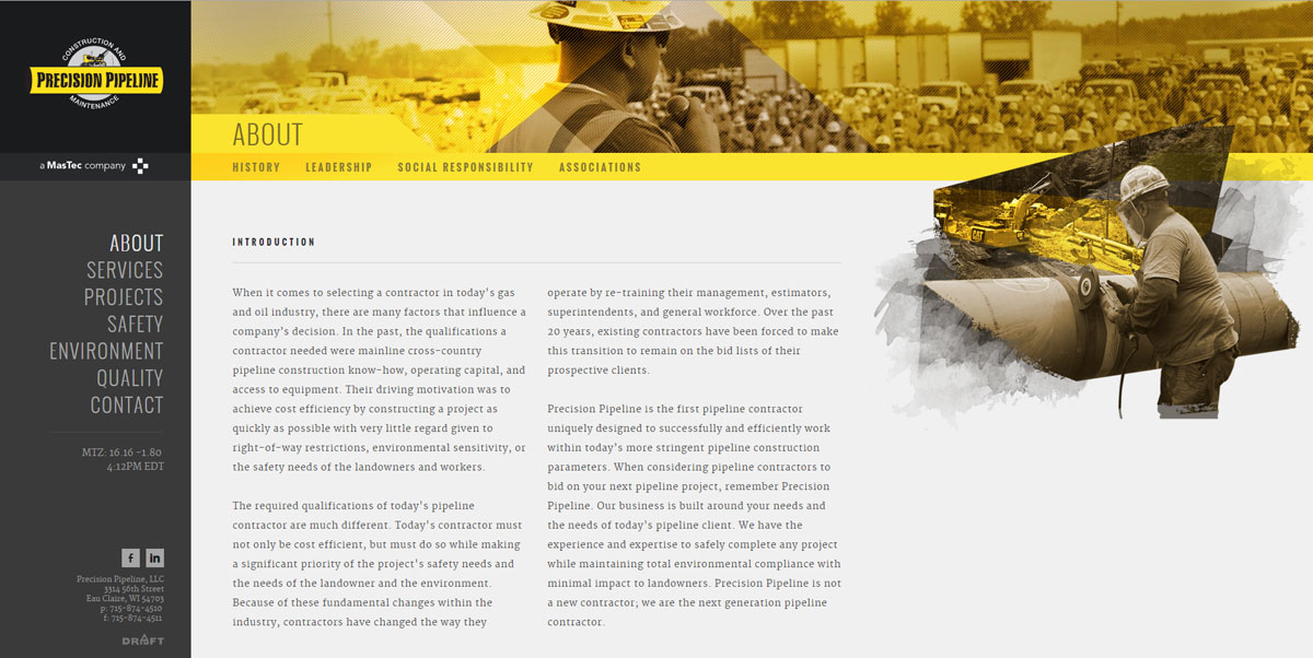 precision-pipeline-website-creative-graphic-design